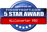 ALLConverter award