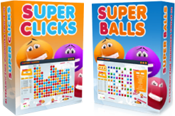 Super Balls Super Clicks